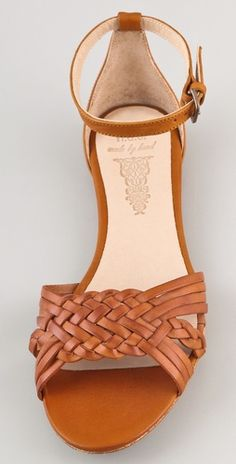 vera ballerina flat sandals.