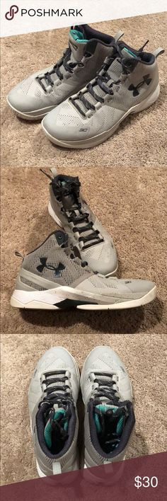 bada498df4eb Under Armour Curry 2 Used