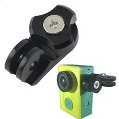 2017 NEW Sports Camera Connecting Connector Mount Adapter for GoPro Hero 4/3 /3/2 1 In stock!