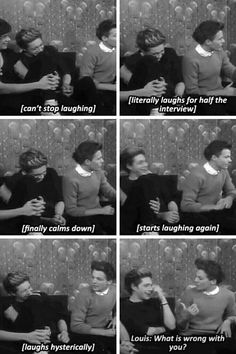 NIALL IS SO ME
