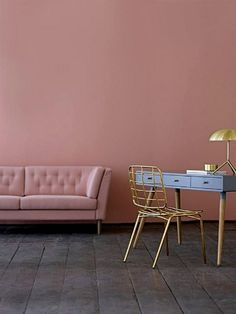 DECORATE YOUR VINTAGE INTERIORS WITH PANTONE COLORS OF THE YEAR 2016_see more inspiring articles at http://vintageindustrialstyle.com/decorate-vintage-interiors-pantone-colors-year-2016/