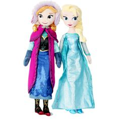 40cm or 50cm Anna elsa Plush kids toys brinquedos baby girl High quality Princess/Queen sven olaf soft Stuffed Dolls kid gifts-in Dolls from Toys & Hobbies on Aliexpress.com   Alibaba Group