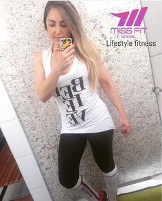 @claporta de Miss Fit Brasil!  Blusinha Believe Movimento&cia Legging Básica Oxyfit e meião Superhot! Look completo que você encontra aqui em nossa loja!  Porque treinar confortável é básico!  ______________________________________________________ Nossos canais de compra: .  http://ift.tt/1PcILpP Whatsapp: 41 99144-4587  Loja virtual no face: Acesse missfitbrasilhf  USA Store: www.fitzee.biz. .  Worldwide shipping  Parcele em até 4x sem juros via Pagseguro  15% off para pagamento via…
