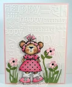 Sassy Cheryl challenge #119 Birthday by jaydekay - Cards and Paper Crafts at Splitcoaststampers