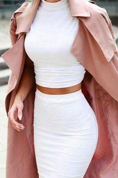 ropa blanca coco chanel