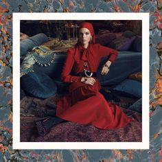 H  Zara λανσάρει την καμπάνια για τη νέα γυναικεία συλλογή της σεζόν  Φθινόπωρο Χειμώνας 9afe5a80bec