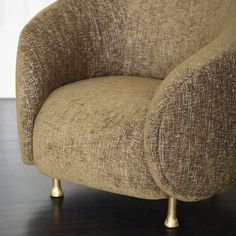 Close up of Kelly Wearstler Lucien Chair