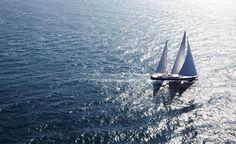 Luxury Yacht Panthalassa