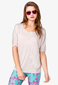 Womens Basic Tops: Shirts, V-Necks, and Tees | Forever 21