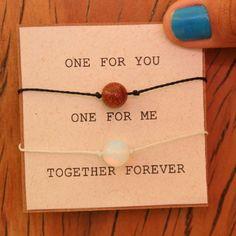 Birthday Gifts For Boyfriend Diy, Bff Birthday Gift, Boyfriend Gifts, Thread Bracelets, Handmade Bracelets, Head Jewelry, Cute Jewelry, Diy Stone Rings, Holographic Wallpapers