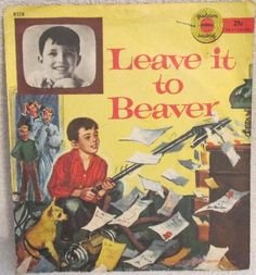 Golden Records-1950s- TV Show--Leave it to Beaver
