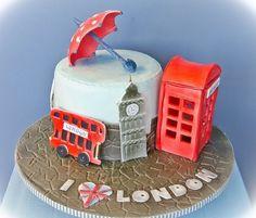 Маленький Лондон торт