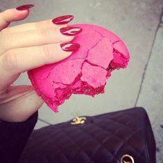 Pink cookie :)