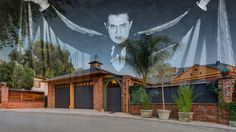 Does Bela Lugosis Ghost Still Haunt This $3M Hollywoodland Tudor?
