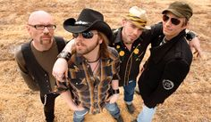 The Road Hammers Met them on their music video with Gabriel Napora and Triton Films Inc.