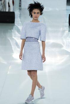 Chanel Primavera Verano 2014 - Pasarela