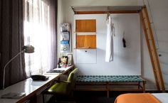 Small Space Solutions from Hotels