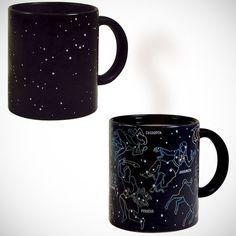 Constellation Mug #Beverage, #Mug, #Night