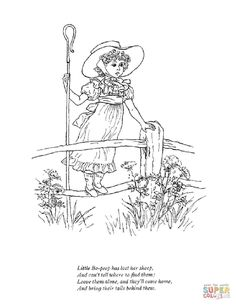 102 Best Coloring Fairy tale nursery