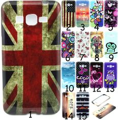 Rubber Silicone Soft Back Case Cover For Samsung Galaxy Grand Prime G530H G5308 #UnbrandedGeneric