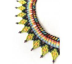 Chaquir... Beadwork, Panama, Barcelona, Fashion Accessories, Chokers, Beads, Future, Model, Diy