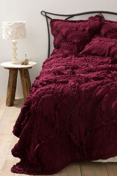 Rivulets Quilt - for some reason, this looks really comfortable to sleep on