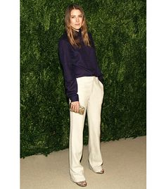 """@Who What Wear - Dree Hemingway                 """"Because she confidently wears outfits that are a little off-kilter, frequently chooses emerging designers, and her laissez-faire hair and makeup feels approachable.""""-Nicky Deam, Market Editor"""
