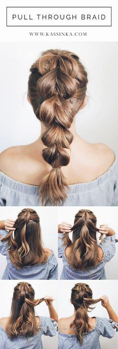 Easy Hairstyle Tutorials For Perfect Long Hair Every Single Day…  http://www.wowhairstyles.site/2017/07/27/easy-hairstyle-tutorials-for-perfect-long-hair-every-single-day/