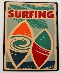Image Result For Vintage Surf Signs