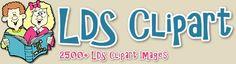 LDS Primary Clipart   Sharing Time, Baptism, Sacrament, Prayer