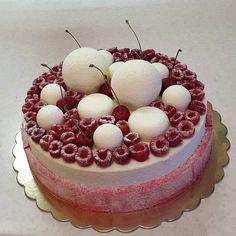 Raspberry-creams Просили повторить...вот повторила Без дневного света…