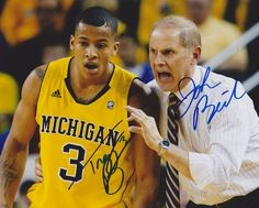 AAA Sports Memorabilia LLC - Trey Burke and John Beilein Autographed Michigan Wolverines 8x10 Photo, $129.95 (http://www.aaasportsmemorabilia.com/collegiate/trey-burke-and-john-beilein-autographed-michigan-wolverines-8x10-photo/)
