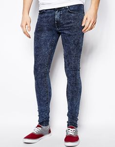 ASOS, Guys and Super skinny jeans on Pinterest
