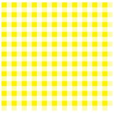 A yellow checked or gingham background vector art illustration