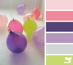 color air - color palette from Design Seeds