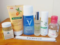 We Were Raised By Wolves: Escentual French Pharmacy Sale Haul - NUXE, Klorane, Vichy, Caudalie & Bioderma