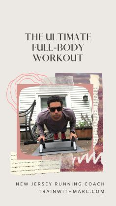 The Ultimate full-body workout Interval Training Running, Circuit Training Routines, Running Workouts, Fun Workouts, Running Tips, Full Body Strength Workout, Home Strength Training, Whole Body Workouts, Cross Training For Runners