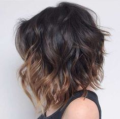 Curly Also Lovely Bob Hairstyles You will Love | Bob Hairstyles 2017 - Short Hairstyles for Women