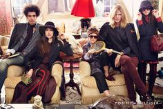 The Hilfigers family
