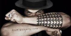 Resultado de imagen para tatuajes para hombres en el brazo