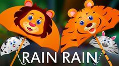 Rain, Rain, Go Away and Many More Videos | Best Of ChuChu TV |  Popular ...