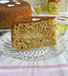 Bizcocho Integral de Manzana (FussionCook, Horno) Banana Bread, Desserts, Food, Donut Holes, Fairy Cakes, Oven, Crack Cake, Pies, Tailgate Desserts