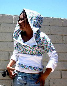 Kimono Hoody Tutorial