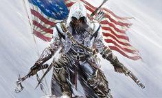 3d American Flag 0n The Ice HD Wallpaper #3609 Wallpaper computer ...