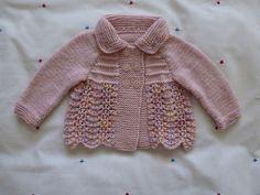 Ravelry: sofiecat's Little Petal cardigan