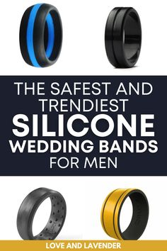 Best Silicone Rings, Tickle Fight, Silicone Wedding Band, Lifestyle Sports, Girl Thinking, Back To Basics, Man In Love, Metal Bands, How To Look Pretty