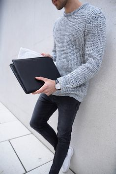 Casual Business Outfit I Visit us on BULLAZO.com