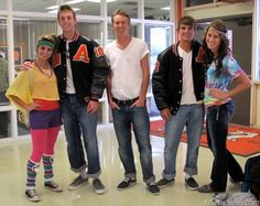 decades day ideas for girls | Decades Day