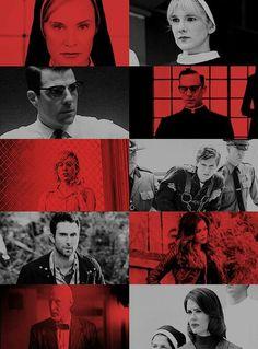 AHS: Asylum - Red.