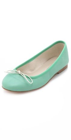 Anniel Ballet Flats #mint